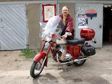 Leģendārais motocikls Jawa | eLiesma
