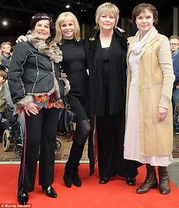 James Bond actors reunite: Four of 007's leading ladies ...