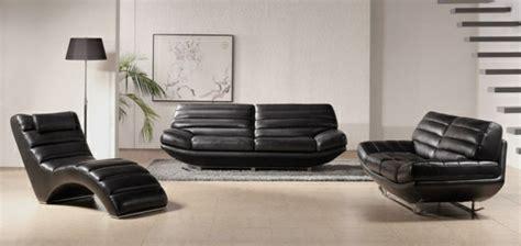 canapé moderne cuir 32 idées canapé moderne pour le salon archzine fr