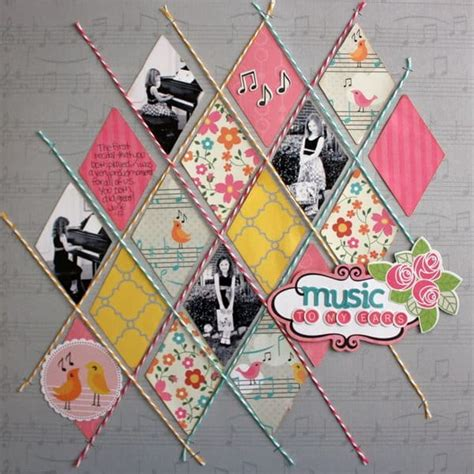 creative diy scrapbook card ideas diy thought