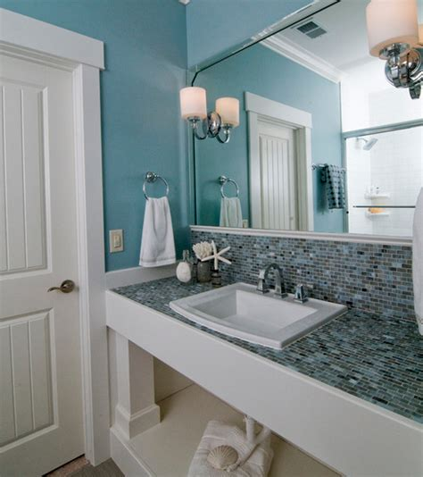 beach themed bathroom ideas beachfront decor