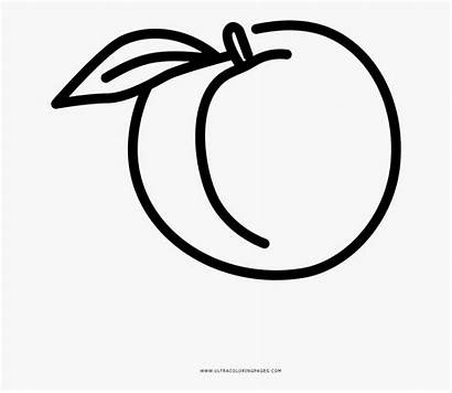 Peach Coloring Face Animated Princess Template Line