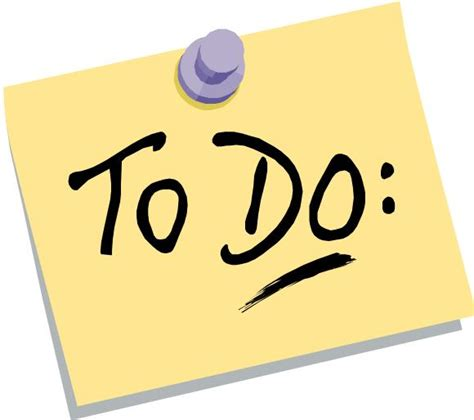What Is It About My Todo List That Keeps Me From Getting Things Done?