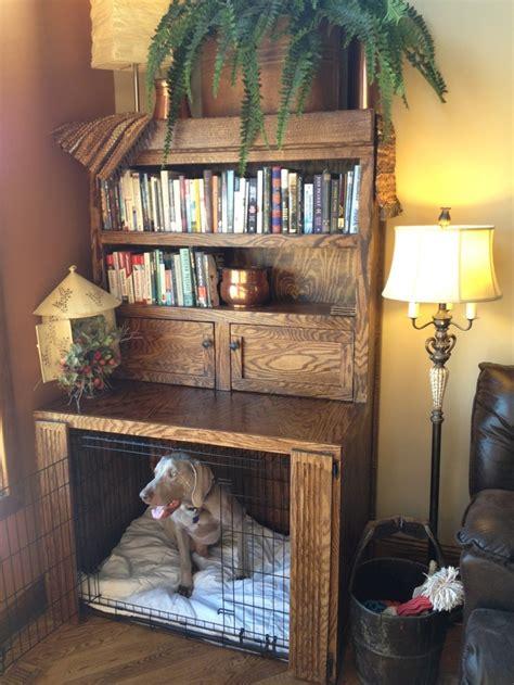 ideeen om een saaie hondenbench leuk te maken