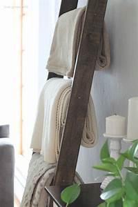 Handtuchhalter Fürs Bad : badezimmer leiter ~ Michelbontemps.com Haus und Dekorationen