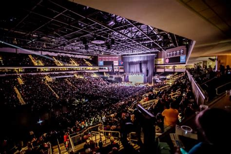 premier center attendance tops nearby larger venues