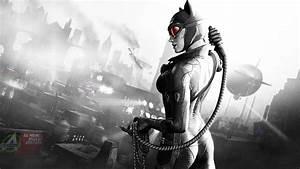 Catwoman Superheroes Batman Arkham City Video Games ...