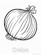 onion coloring pages