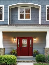 pictures of front doors 20 Stunning Entryways and Front Door Designs | HGTV