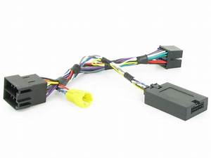 Renault Megane Modus Radio Stalk Control Adaptor Harness