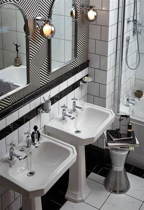 1930s bathroom ideas luxury modern showers 1920s inspired bathroom 1930s