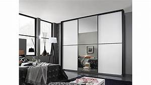 Schwebetürenschrank Weiß Grau : schwebet renschrank essensa schrank in grau metallic wei spiegel 271 ~ Markanthonyermac.com Haus und Dekorationen