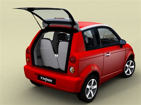 City Cars by Think City Car Europe S Favorite Baby Ev Autoevolution