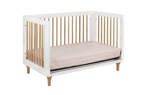 babyletto lolly crib babyletto lolly 3 in 1 convertible crib white and