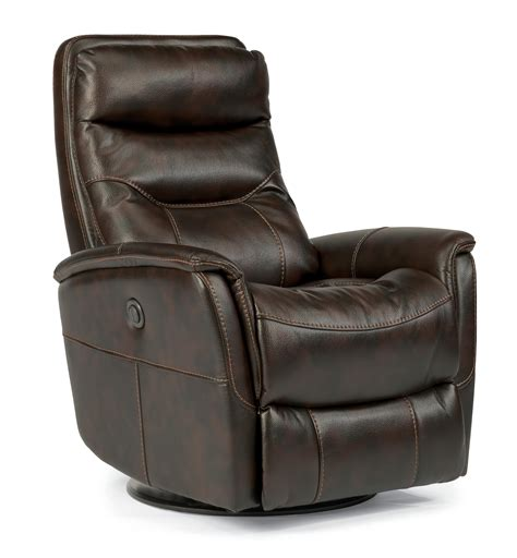 Recliners That Swivel by Flexsteel Latitudes Go Anywhere Recliners 1392 53pq Alden
