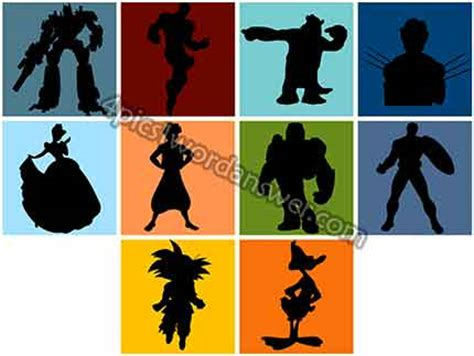cartoon shadow quiz 6 letters guess the shadow quiz level 31 40 answers 4 pics 1 20791 | guess the shadow level 31 32 33 34 35 36 37 38 39 40