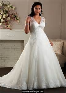plus size wedding gown cheap plus size bridal dresses collection 2015 2016