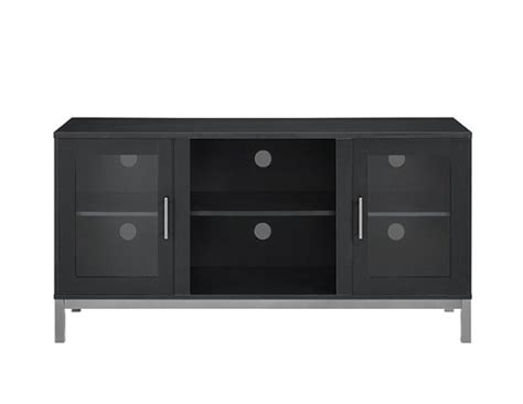 best buy cabinet tv walker edison tv cabinet for most tvs up to 55 quot black