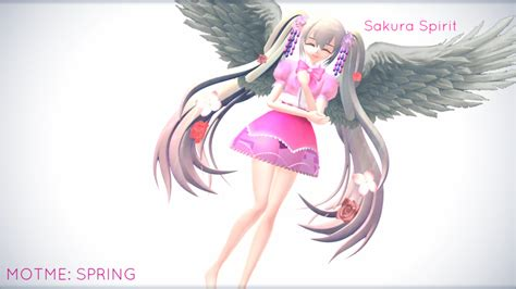 Motm Sakura Spirit Spring By Happynegativeguje On