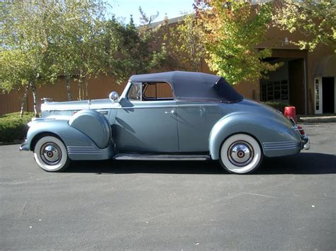 1942 Packard 160 Convertible 20324
