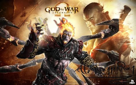 God Of War Ascension Ares Gameplay Youtube