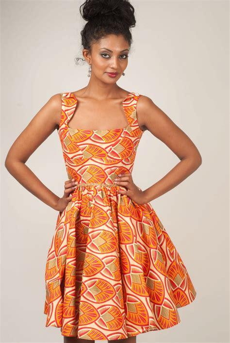SHORT AFRICAN DRESS   LUSCIOUS Afrika