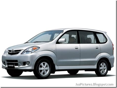 Toyota Avanza Picture by Juzpictures Toyota Avanza Pictures