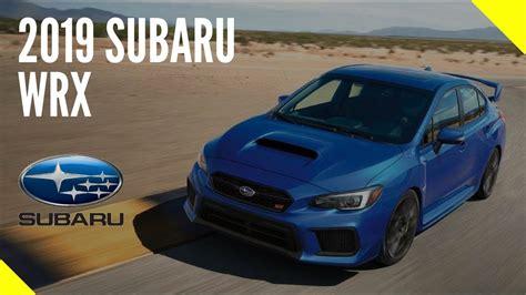 2019 Subaru Wrx Review Price Release Date