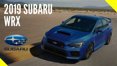 subaru wrx review price release date youtube