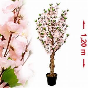 Kanarische Dattelpalme Kaufen : kunstbaum deko kirschbaum 1 20 m g nstig kaufen ~ Lizthompson.info Haus und Dekorationen