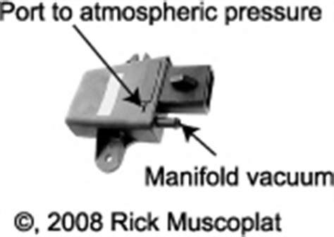 Manifold Absolute Pressure Barometric