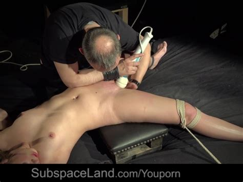 Teeny Girl Tied Up On The Bad And Fucked Free Porn
