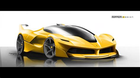 ferrari fxx  design youtube