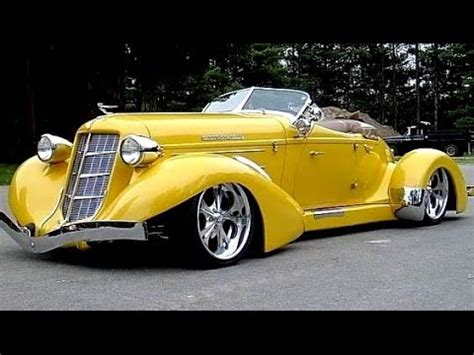 Customized Cars, Conceptualized Cars, Classic Cars & More