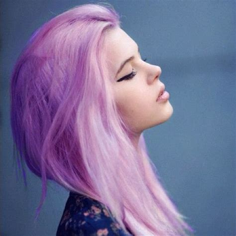 Purple Ombre Hair On Tumblr