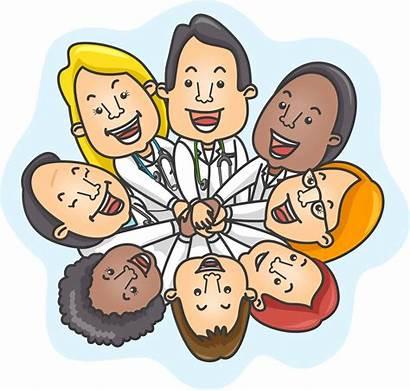 Teamwork Clipart Social Clip Cartoons Emergency Beem