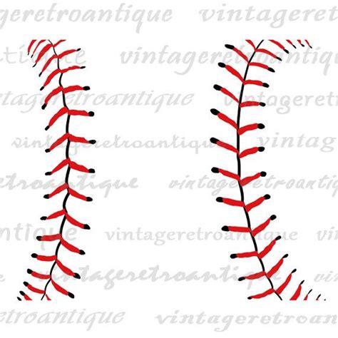 baseball digital image baseball seams graphic sports