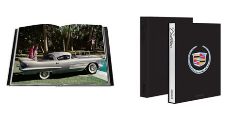 Cadillac Book new limited edition book takes a look into cadillac s 110