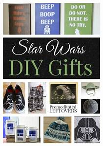 Star Wars Diy : diy star wars gifts premeditated leftovers ~ Orissabook.com Haus und Dekorationen