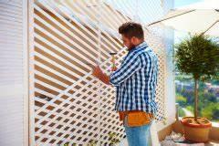 Sichtschutzzaun Selber Bauen Heimwerker Tipps : jeans bepflanzen eine anleitung schritt f r schritt ~ Frokenaadalensverden.com Haus und Dekorationen