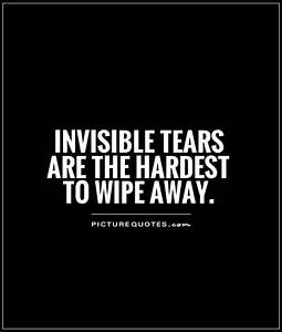 quotes about sadness and tears Quotes