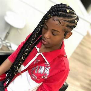 Weaving Hairstyles For Children 25 Inspirational Looks