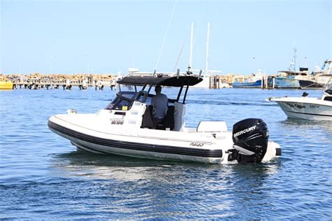 Used Inflatable Boats For Sale Perth by Custom Naiad Ribs Boats For Sale Perth Wa Kirby Marine