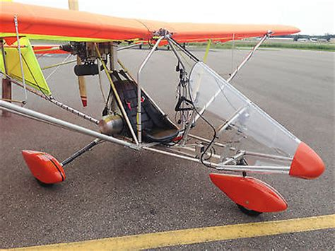 ultra light cers for sale 2013 aerolite 103 ultralight aircraft w hirth f 33 28hp