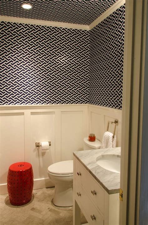 source evars  anderson lovely powder room  white