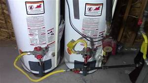 How To Install A Second Additional Water Heater In Series