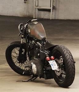 Bobber Harley Davidson : adam wichmann s harley davidson sportster bobber bobber pinterest sportster bobber harley ~ Medecine-chirurgie-esthetiques.com Avis de Voitures