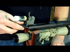 Jewell Trigger Installation  Remington 700