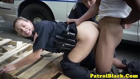 Femdom Cop Pussy Pleasured By Black Thug Xnxx Com