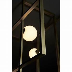 Luminaire Suspension Design Italien : luminaire suspension haut de gamme mondrian idkrea ~ Carolinahurricanesstore.com Idées de Décoration